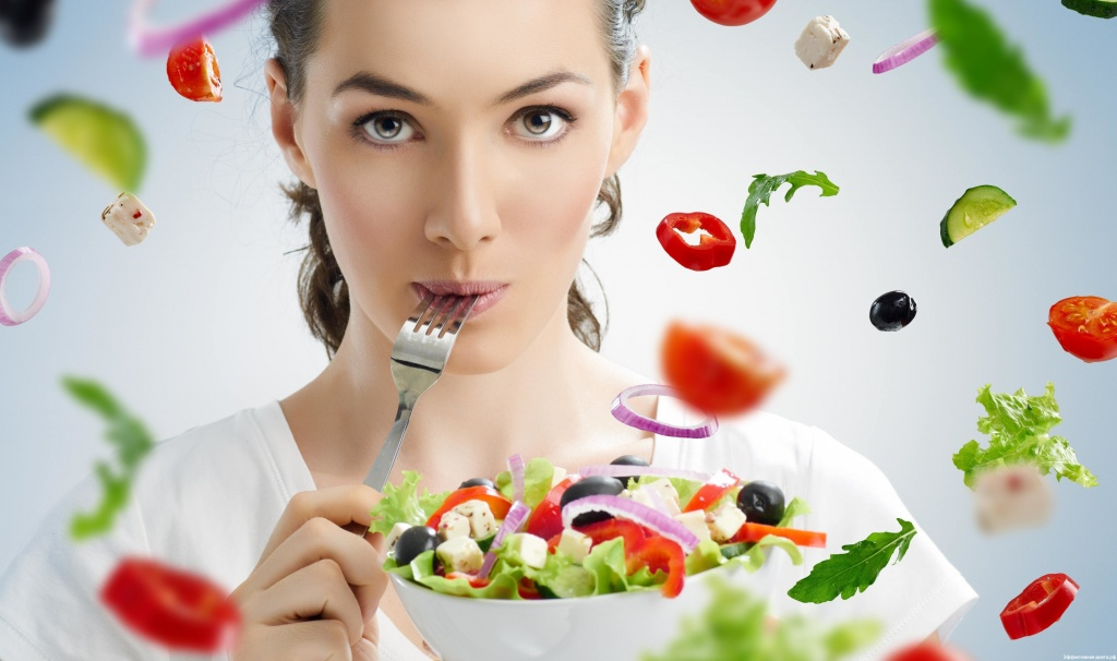 Diet for cleaning the intestines
