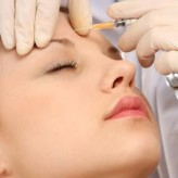 Wrinkle Relaxing Injections for Face and Neck - three areas