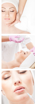 Aesthetic medicine specializes in improving cosmetic appearance