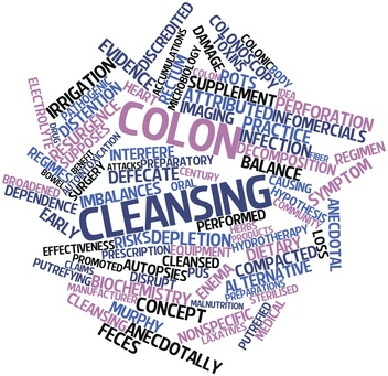 Colon cleanse is an effective way to treat disease