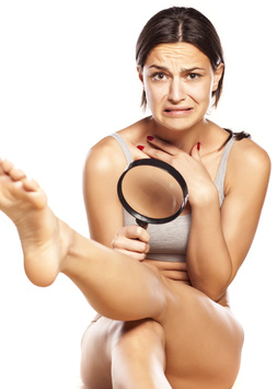 Waxing hair removal for women
