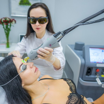 Centre Brow Laser Hair Removal