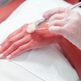 One Diamond Microdermabrasion session for hands