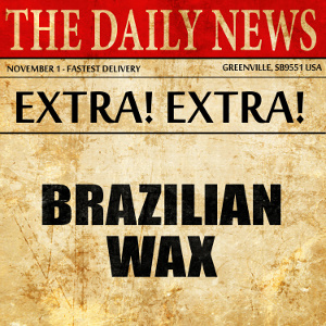 Half Arm waxing for men