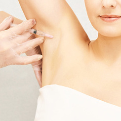 Hyperhidrosis - Sweat reduction treatment