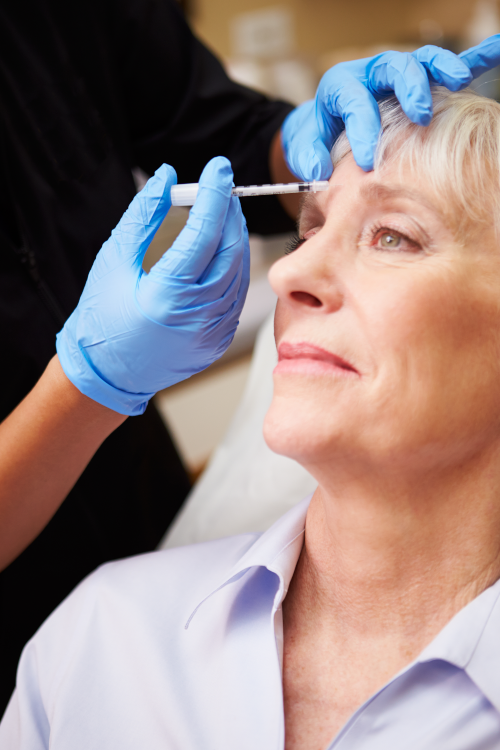 Platelets Rich Plasma Injections - three session