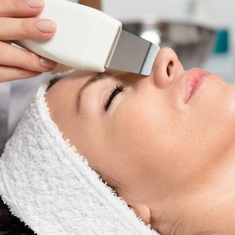Ultrasound Facial – three session