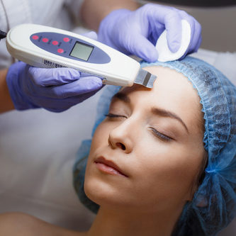 Ultrasound Facial - one session