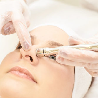 Course of three Diamond Microdermabrasion for face, neck and decollete