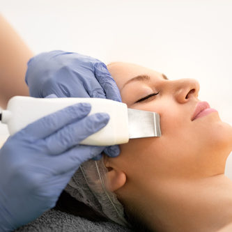 Ultrasound Facial – six session