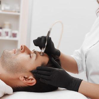 Facial - six sessions of Diamond Microdermabrasion