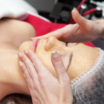 Facial – BDR Rejuvenating treatment