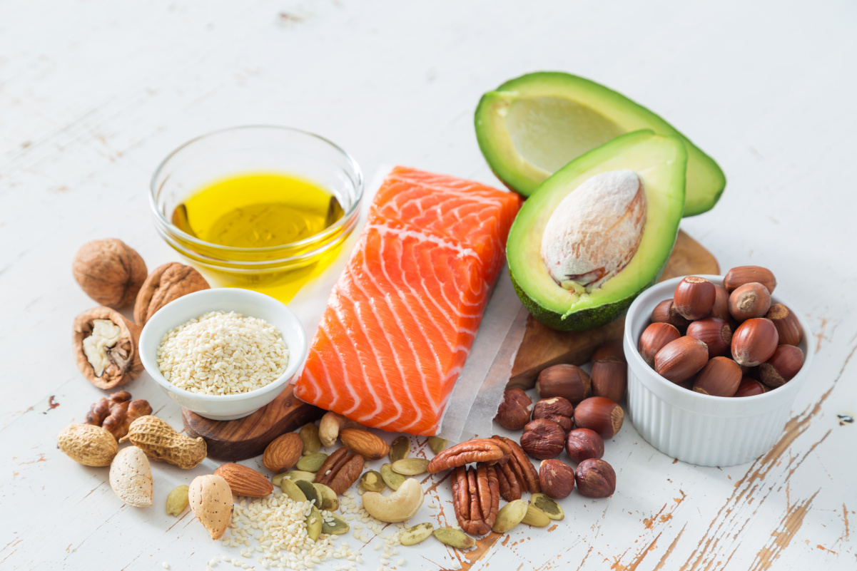 Fats - Essential To Life - Omega 3 fatty acids for good health