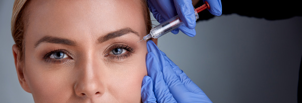 The effect from Wrinkle Relaxing Injections may last up to 3-4 months