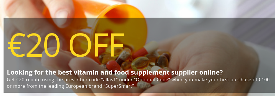 best probiotic, vitamin and food supplement supplier online
