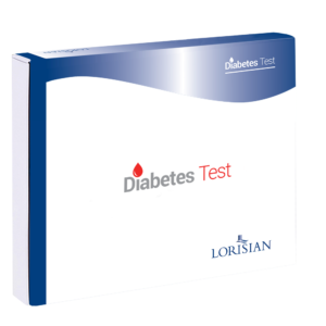 Diabetes Test is a quick and easy home-to-lab finger-prick blood test