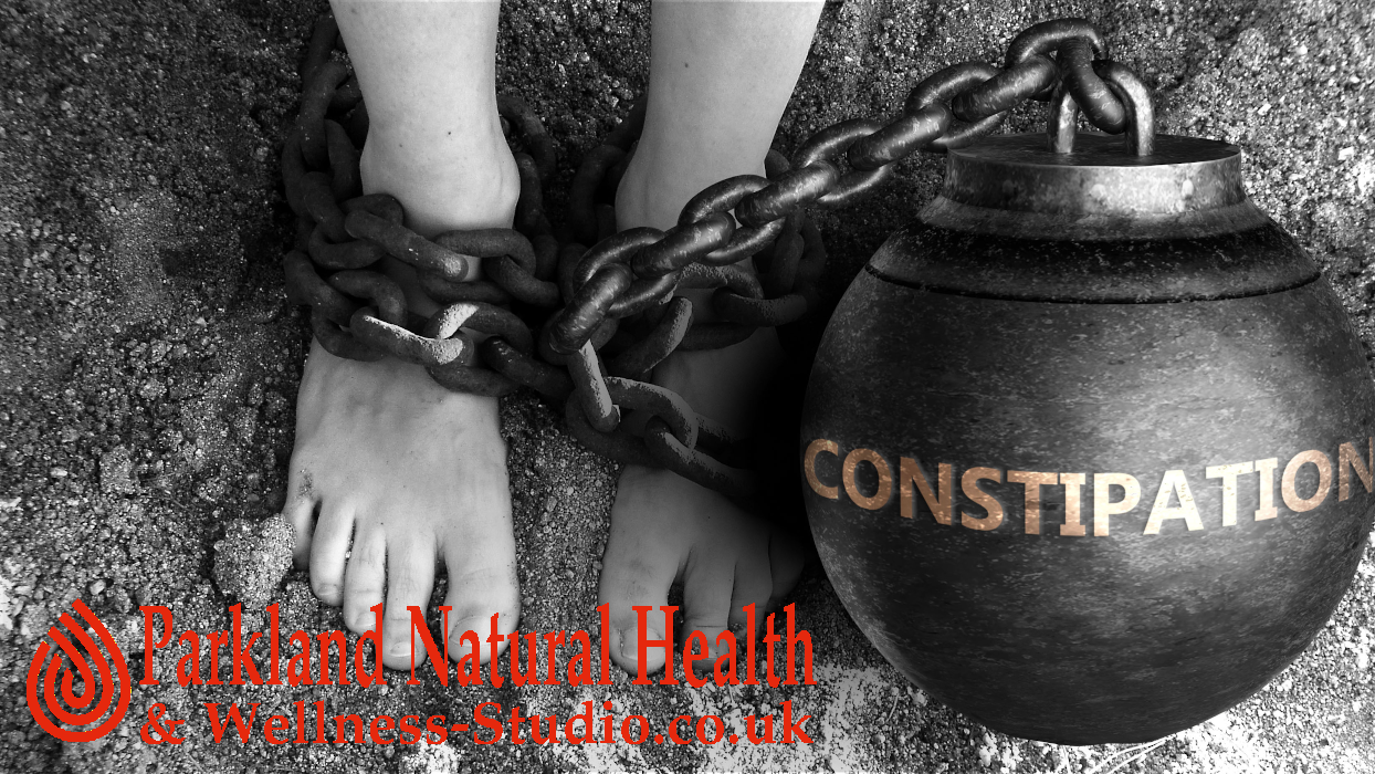 Colonic irrigation is usual for the patients with chronic constipation at Parkland Natural Health
