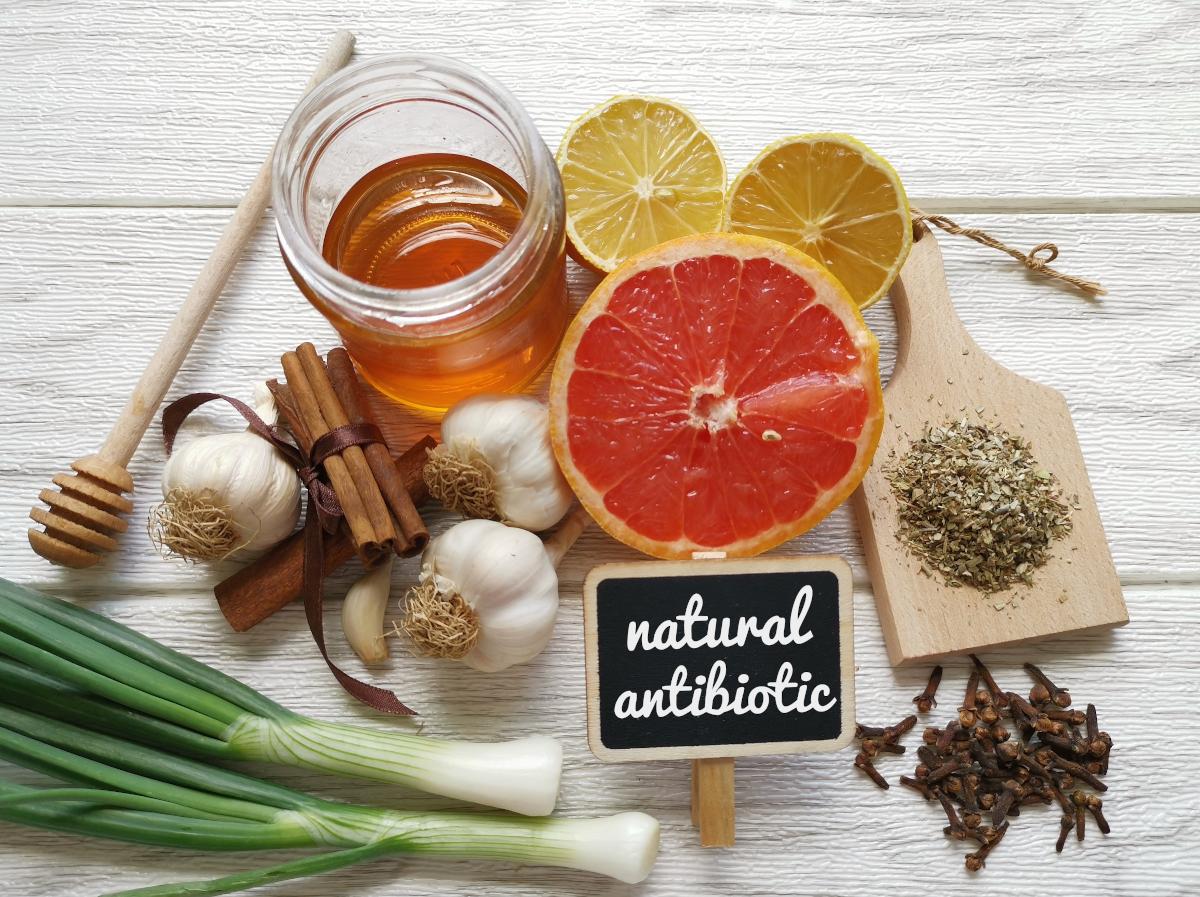 Scientists discovered unique natural antibiotic